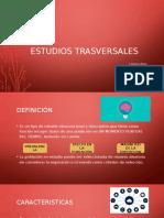 ESTUDIOS TRASVERSALES