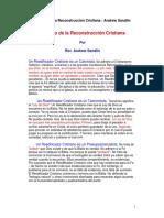 CredodeReconstucionCristiano-Sandlin
