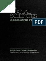The Social Sciences, a Semiotic View - Algirdas Julien Greimas.pdf