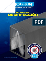 Cámara de Desinfección_brochure Final