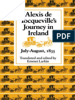 Alexis De Tocqueville's Journey in Ireland.pdf