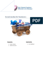 Social Media for Business_rapport