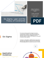 Actividad 19 Evidencia 7 Talking About Logistic Six Sigma, Lean and the Theory