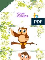 ADIVINA ANIMALES BIOLOGY