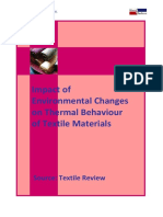 5. TR-F2F Impact of Environmental Changes on Thermal Behaviour of Textile Materials