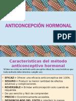 ANTICONCEPCIÓN HORMONAL.odp