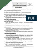 PP-E 17.01 Programas Médicos