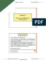 Cours de Physique Du Solide Chapitre 2 Analyse Par Diffraction Aux Rayons X