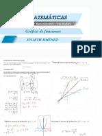 Libro 5.3 Gráfica de funciones 18A