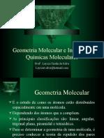 Geometria Molecular e Interações Químicas Moleculares.ppt