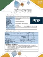 Guía de actividades y rubrica de evaluación - Paso 3 - Cómo forjar un estilo periodístico.pdf