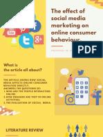 The effect of social media marketing on online consumer behavior.pdf