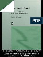 [Jostei_Gripsrud]_The_Dynasty_Years_Hollywood_Tel(b-ok.xyz).pdf