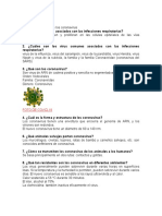Coronavirus Infectología