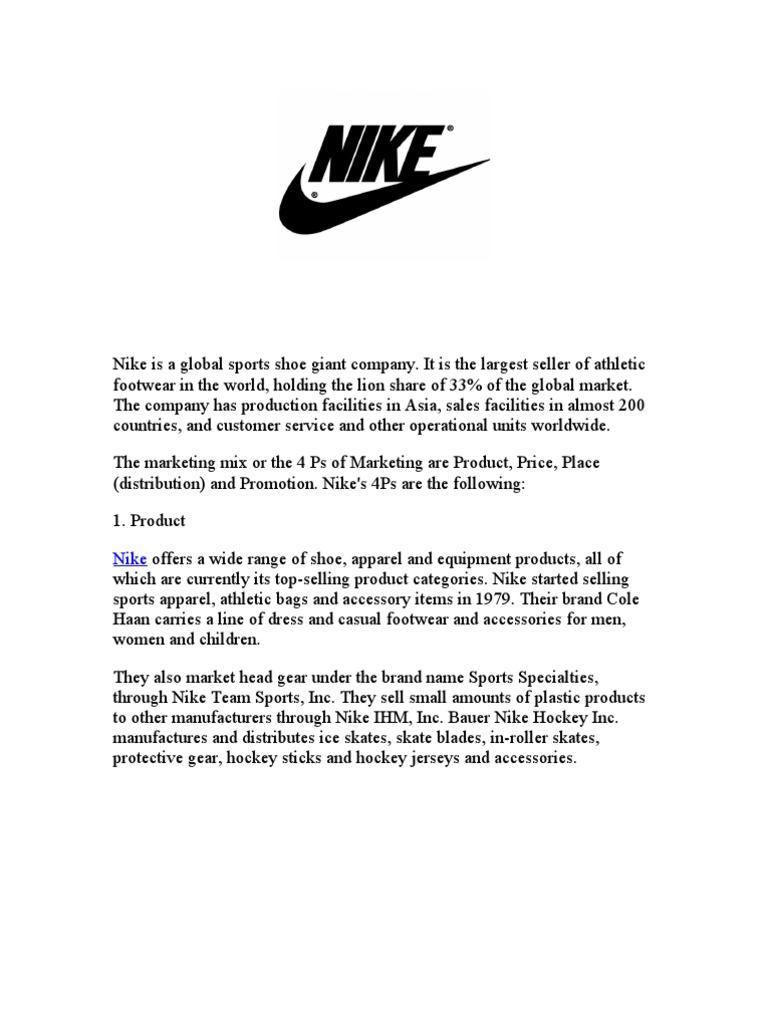 Punto cuchara profundo  4ps | Nike | Brand