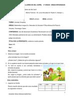 actividades para 3grado de primaria