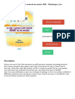 Ce que j'aurais aimé savoir avant de me marier PDF - Télécharger, Lire.pdf