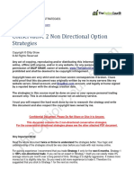 Conservative-​2-​Non-Directional-Option-Strategies