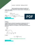 Fisica I Quiz I S3