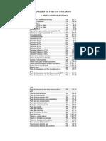 291552516-Analisis-de-Precios-Unitarios-Instalaciones-Electricas