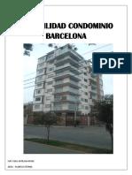FACTIBILIDAD - CONDOMINIO BARCELONA