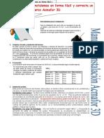 Manual de instalación de Acmafor