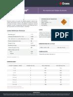 ENAEX-FT-Enaline1, Pre Corte