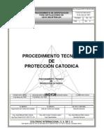 Proteccion Catodic A