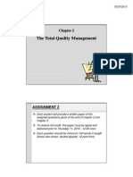 Ch2The Total Quality Management