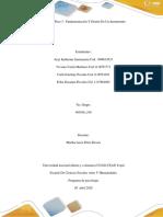 Unidad 2 Paso 3 - Fundamentación y diseño de un Instrumento