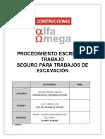 CAO SRL-SST-PETS-004  PETS PARA TRABAJOS DE EXACAVACIÓN.docx