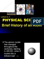 brief history of an atom