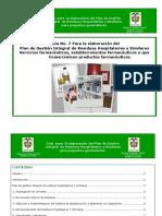 elaboracion pgirhs Servicios farmacéuticos, establecimientos farmacéuticos