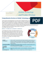 CSC Mobile Technology and Product Strategy