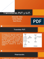 Transistores PUT y UJT PPT ELECTRONICA (1).pptx
