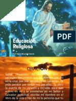 SENTIMOS LA PRESENCIA DE DIOS.pptx