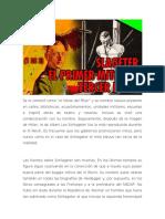 MEMORIA HISTÓRICA SCHLAGETER, EL PRIMER MITO DEL III REICH (1 de 3)