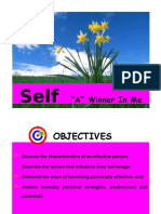 Copy of SELF MODULE.ppt