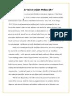 3 family involvement philosophy  edcc 205