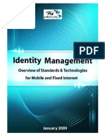 3GAmericas Unified Identity Management Jan2009