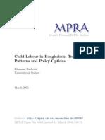 MPRA Paper 8008