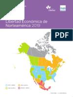 ÍNDICE DE LIBERTAD ECONÓMICA DE NORTEAMÉRICA 2019