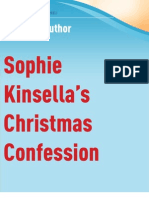 Sophie Kinsella's Christmas Confession