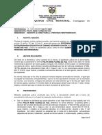 196-107 sentencia pertenencia con reveindicatorio en via de reconvencion
