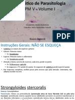 Atlas Prático de Parasitologia BBPM v - Volume I