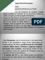 les Francs en Gaule