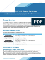 Huawei CloudEngine S5732-H Series Switches Brochure