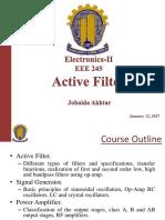 Active Filter (Slide)