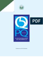 Plan Quinquenal de El Salvador 2009-2014