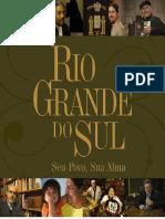 Rio Grande Sul Seu Povo Sua Alma